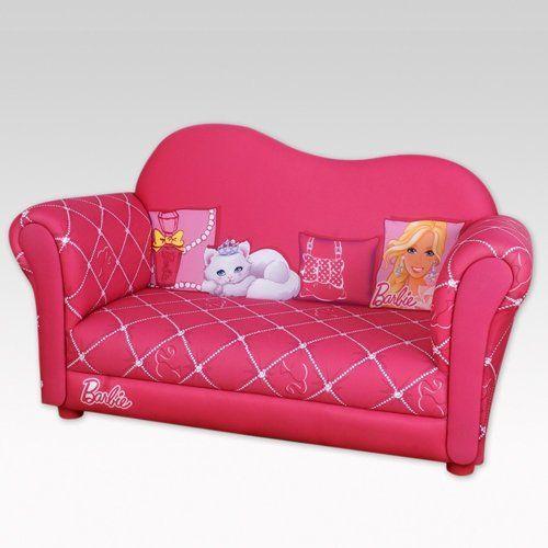 Barbie Glam Kid S Sofa 138 00 Topseller Glam Sofas Najarian