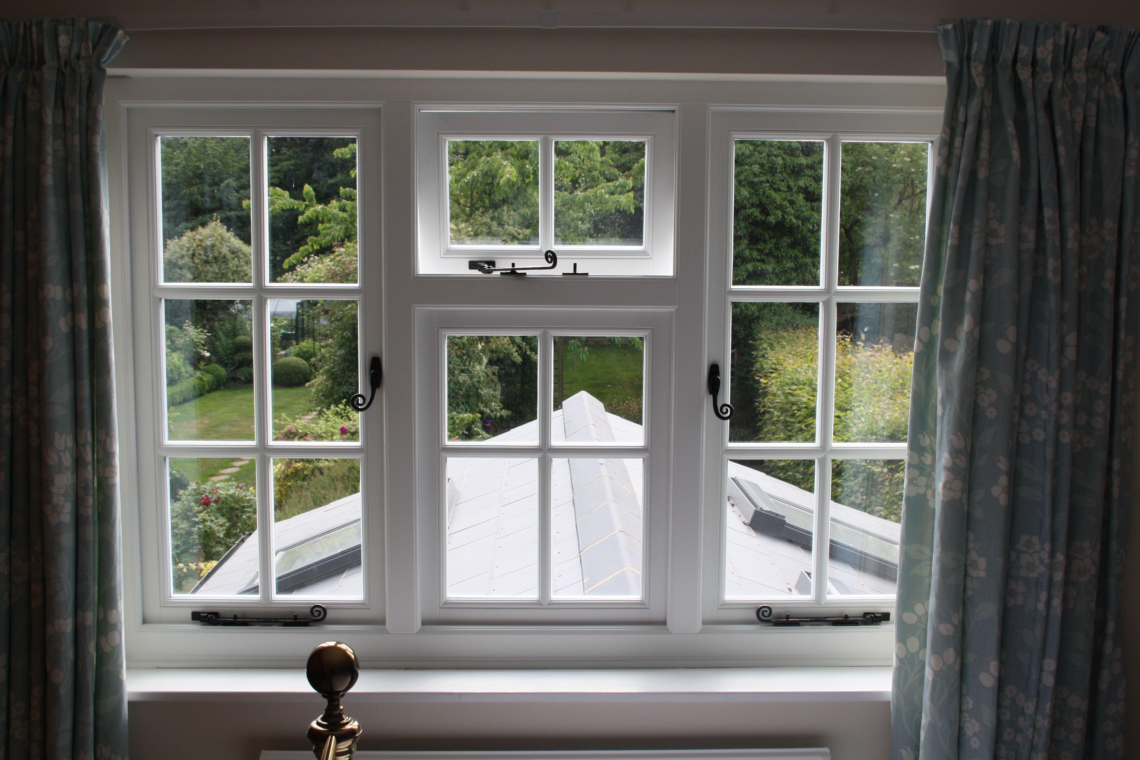 Window house design ideas  privett timber windows  georgian design wooden casement windows for