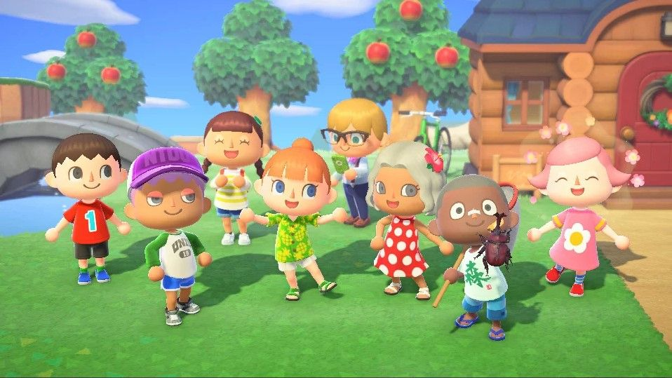 Animal Crossing New Horizons Features One Island Per Console New Multiplayer Details In 2020 Animal Crossing Animal Crossing Characters New Animal Crossing