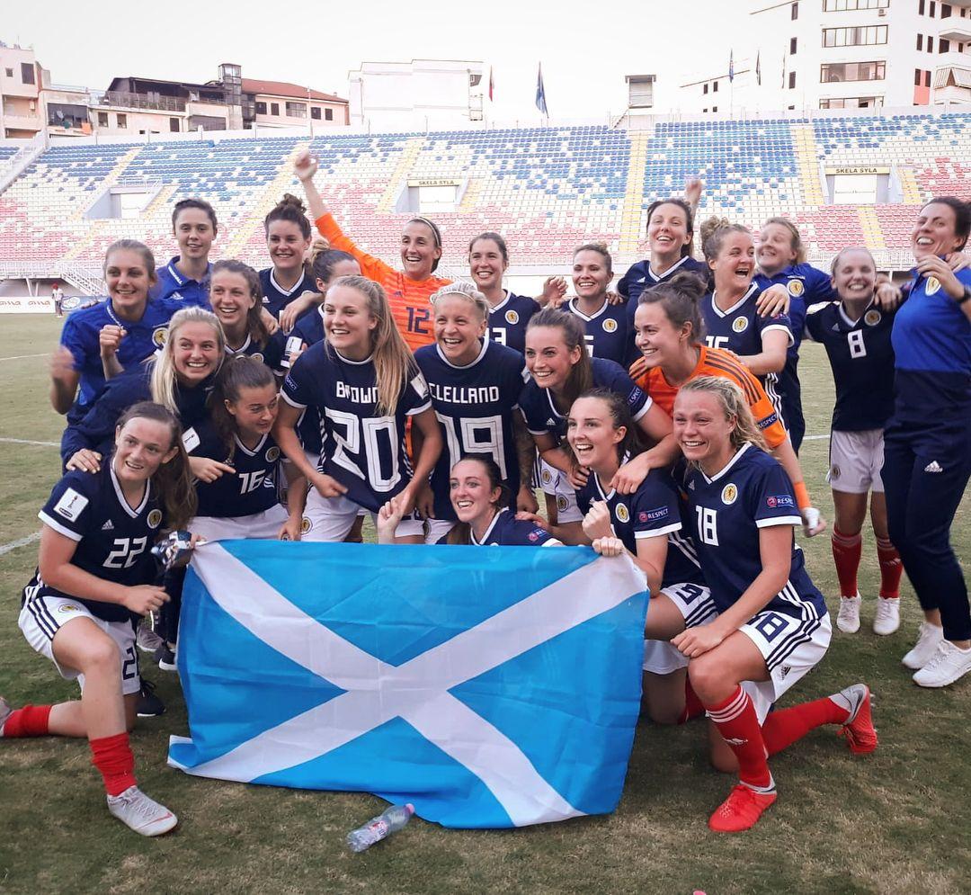 Claireemsile Scotlandwomensnationalteam Instagram Com