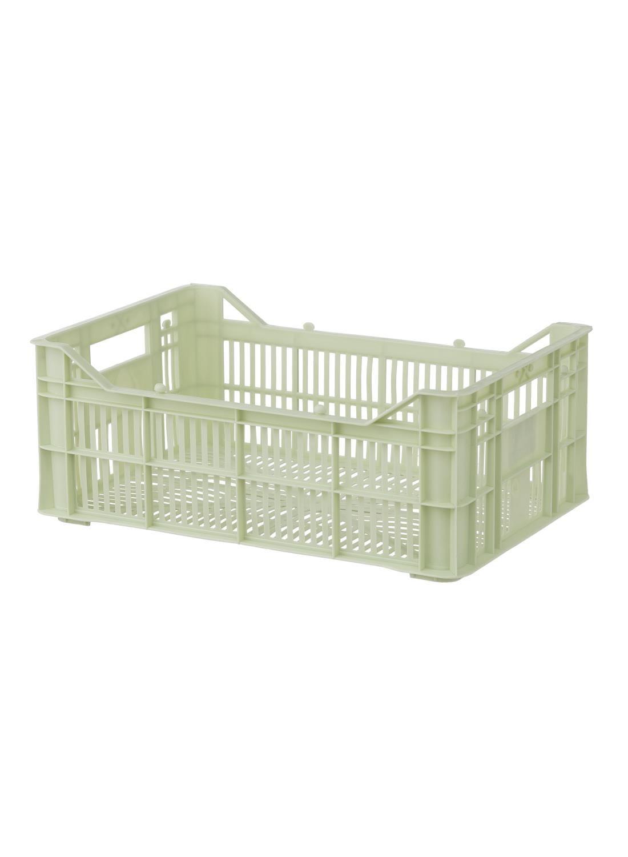 Cageot 30 X 20 X 11 Cm Menthe 39891037 Hema Kratten Opberging Knutselspullen