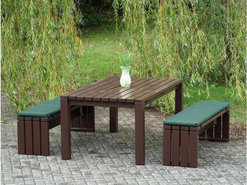 Gartenmobel Holz Set 3 Gartentisch Holz Gartenmobel Gartentisch
