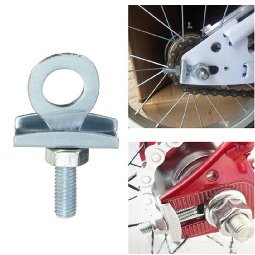 Bike Chain Tensioner Adjuster For Fixed Gear Single Speed Track Bicycle