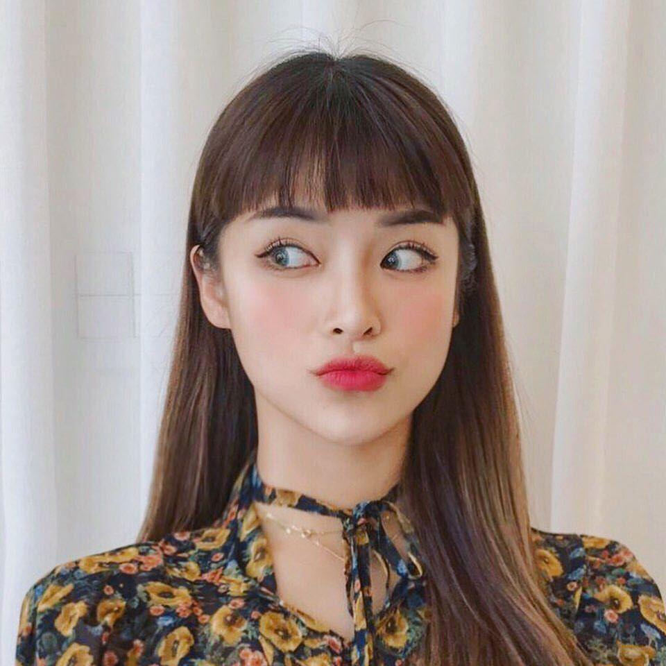 Korean charming girl korean modelssingers pinterest korean