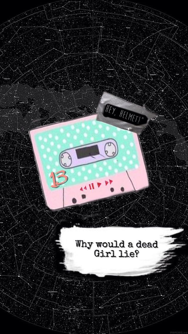 Image result for 13 reasons why wallpapers | cute | 13 reasons why aesthetic, 13 reasons ...