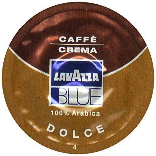 Lavazza BLUE Espresso Capsules Crema Dolce 8g Capsule ...