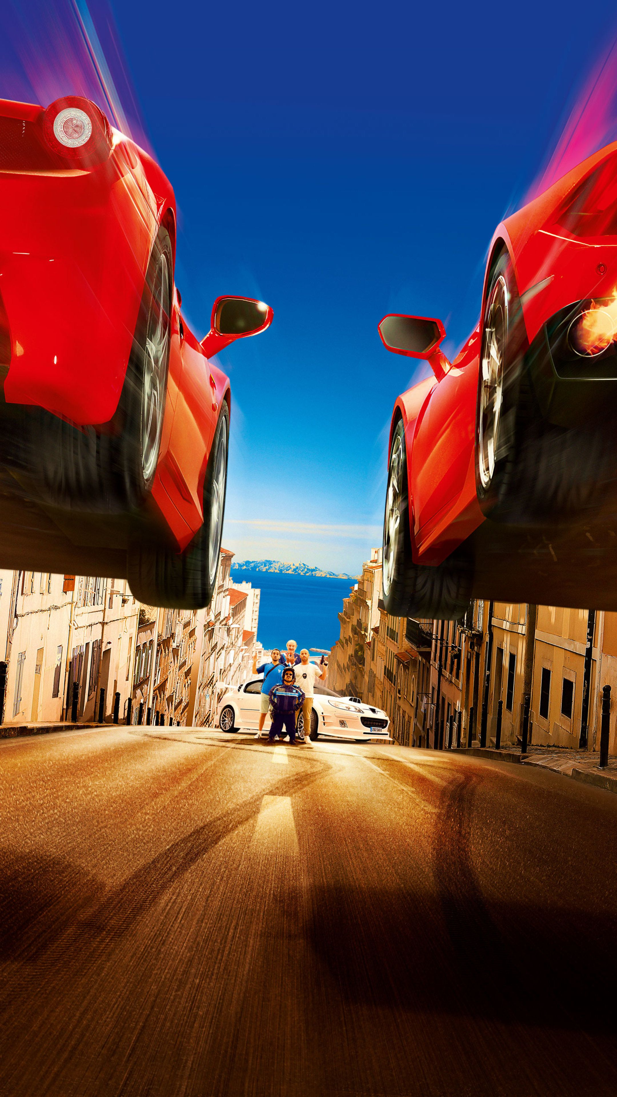 Taxi 5 Streaming