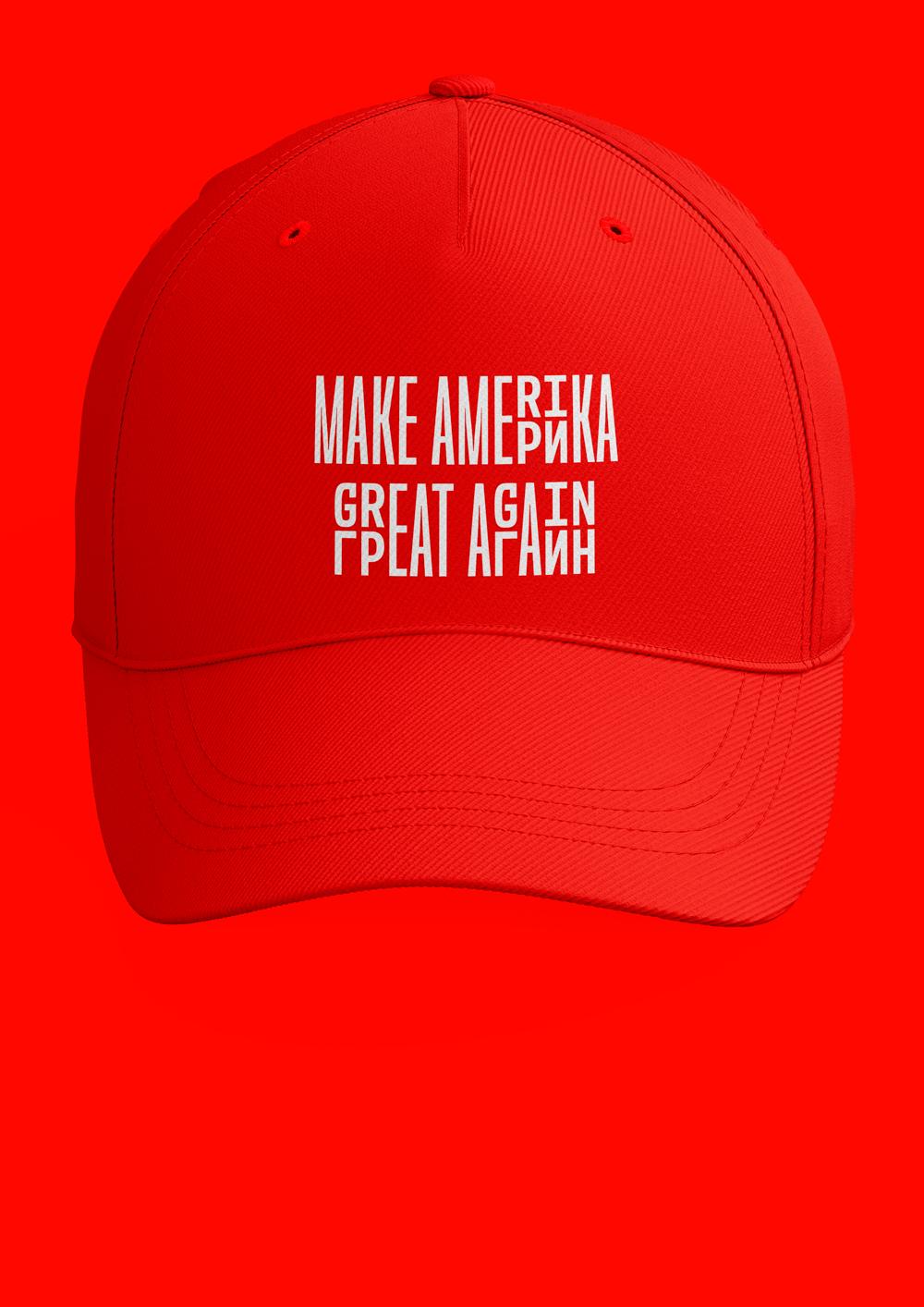 Make America Great Again Png How To Make America Cap