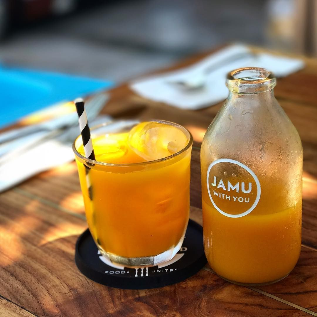{ Drink This } Have some Jamu before, during or after ...