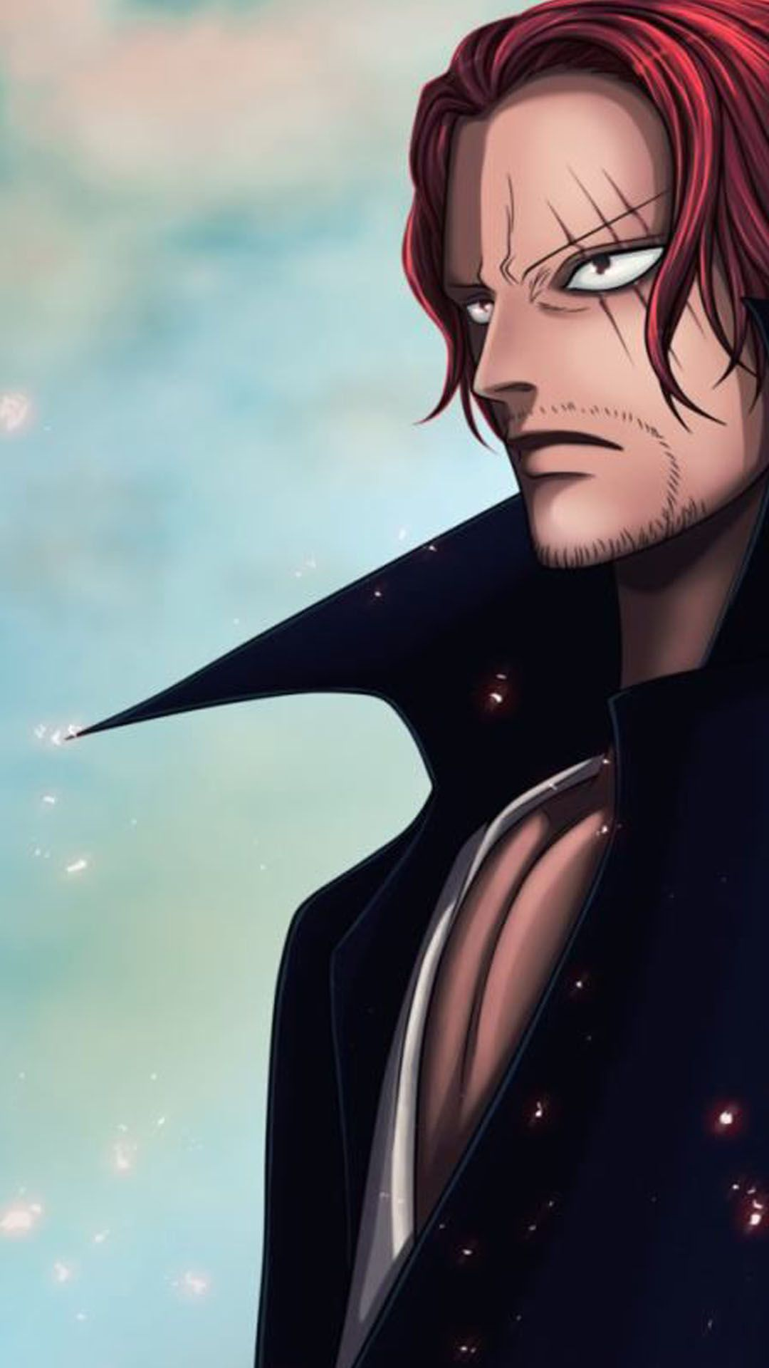 One piece wallpapers 3840x2160 ultra hd 4k desktop backgrounds source : One Piece Wallpaper Shanks - Wallpaper Images Android PC HD
