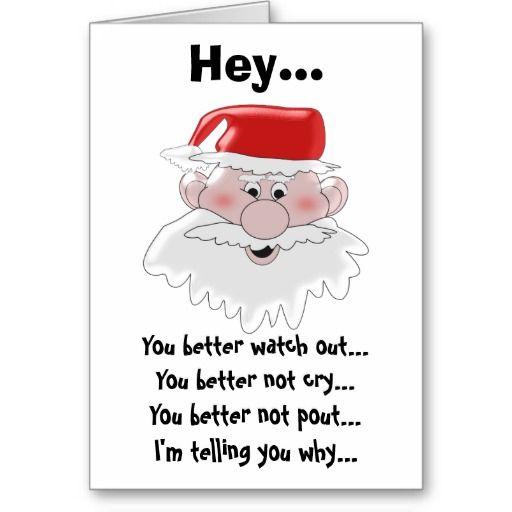 humorous christmas card - Humorous Christmas Cards