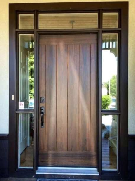 100 Beautiful Front Door Pictures & Ideas