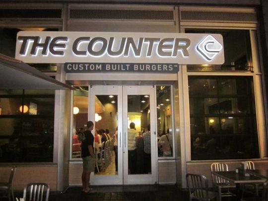 The Counter Norcal Restaurants Kid Friendly Restaurants