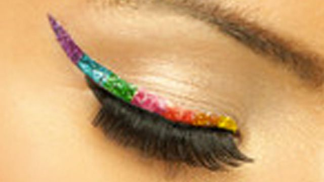 Eyeliner Tattoo Trend..you might be obsessed when you see all these: