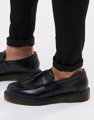 9b7253cb47b Dr Martens Adrian tassel loafers in black in 2019 | Professional ...