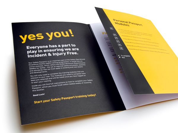 Lend Lease Safety Campaign On Behance Employee Handbook