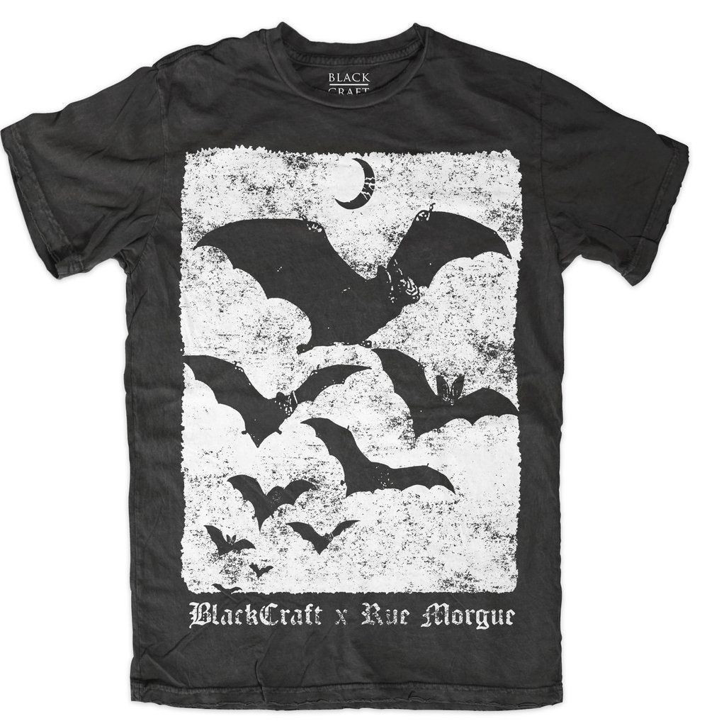 Rue Morgue T-Shirt | My Style | Pinterest