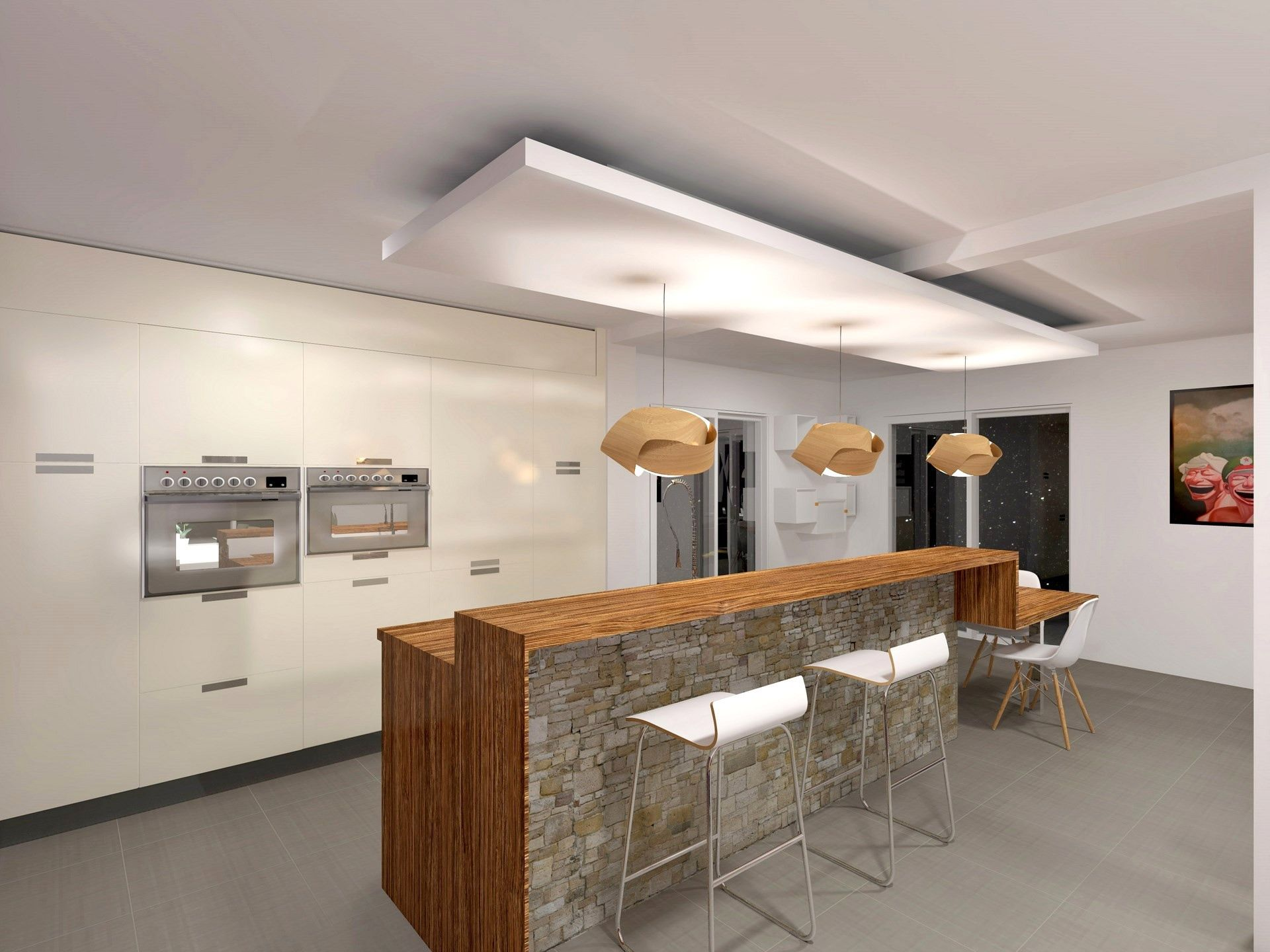29+ Faux plafond cuisine design ideas in 2021
