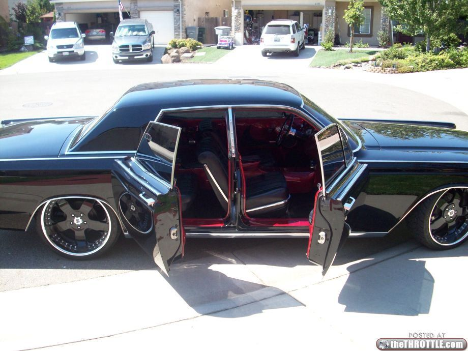 Captivating Black Lincoln Continental Suicide Doors | This Is Brett Smithu0027s 1969 Lincoln  Continental That Was Featured