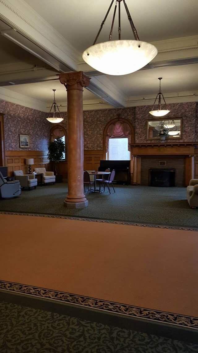Lobby @ Harrington 2017 | Ceiling lights, Decor, Home decor