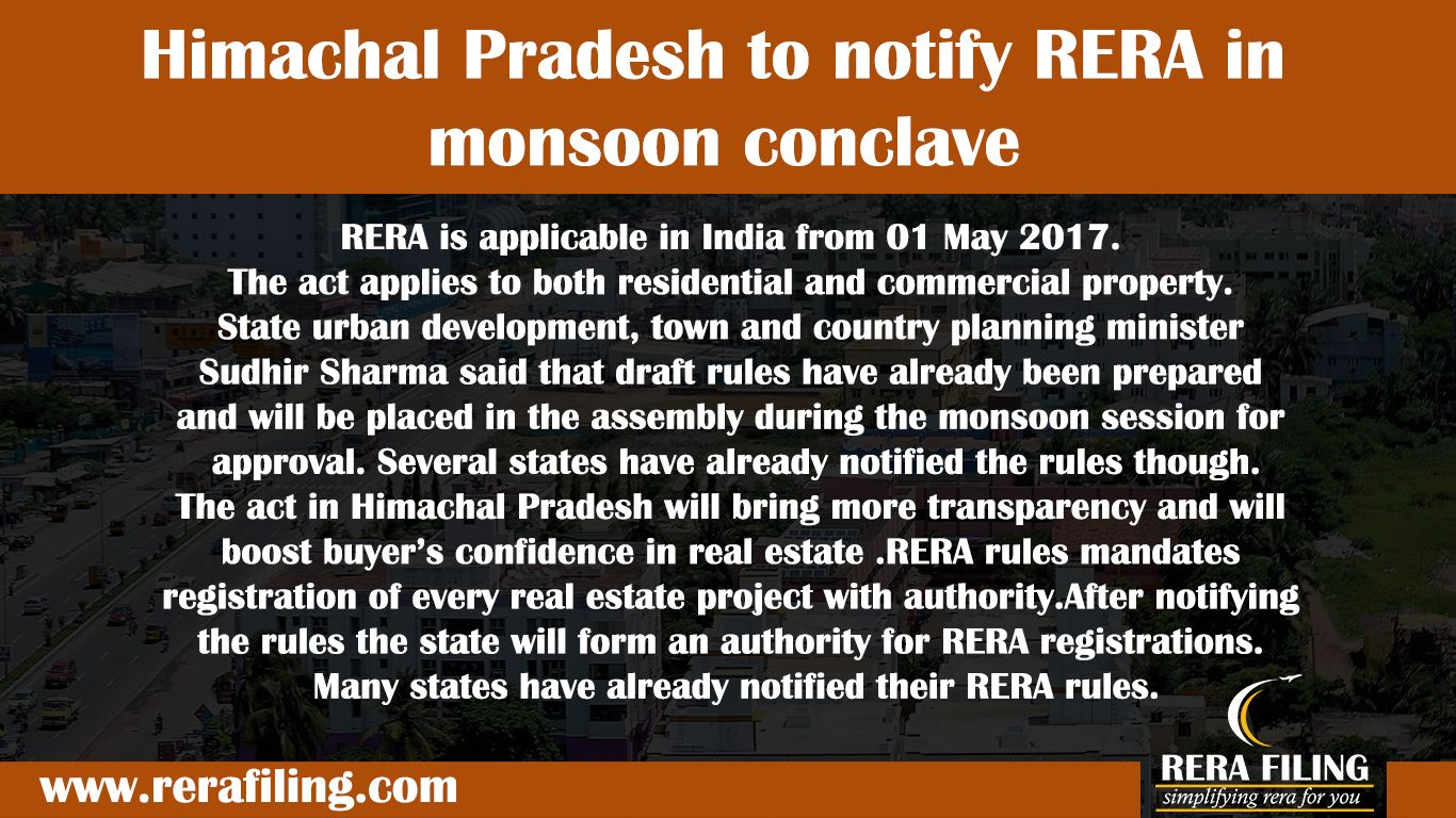 Pin By Rera Filing On Rera News Commercial Property How To Plan Himachal Pradesh
