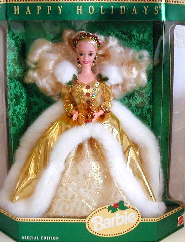 Risultati immagini per barbie holidays 1994