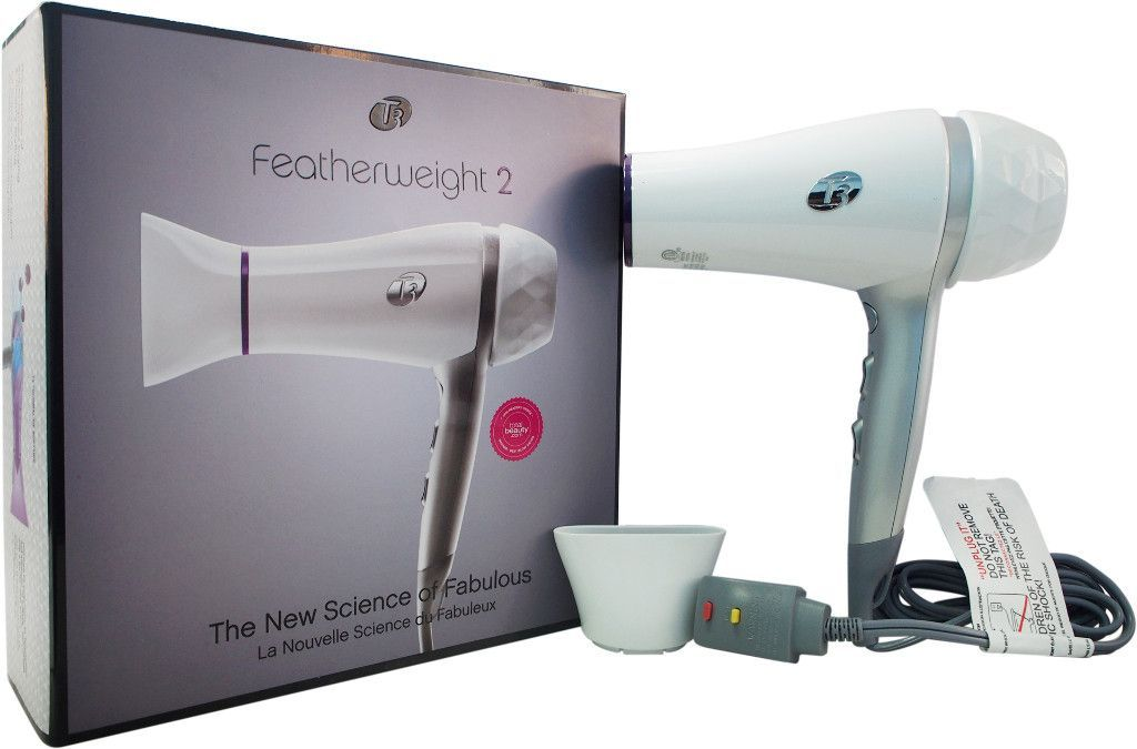 t3 - t3 featherweight 2 hair dryer - model # 73820 -