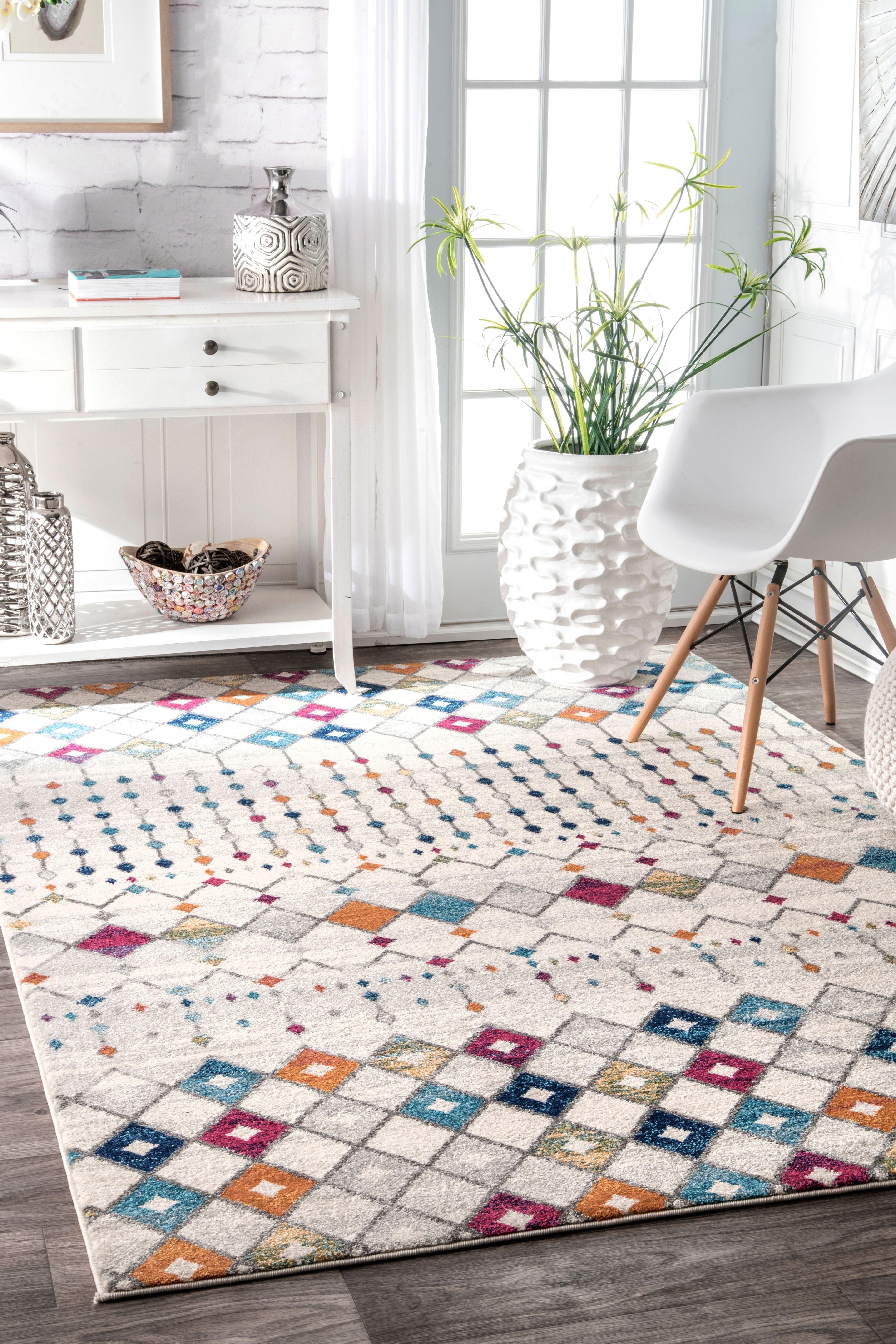 Bosphorus moroccan trellis rug grey trellis rug rugs usa
