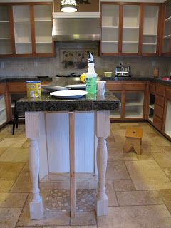 Turning A Kitchen Island Into A Piece Of Furniture | Kitchens, Apartment  Therapy And House