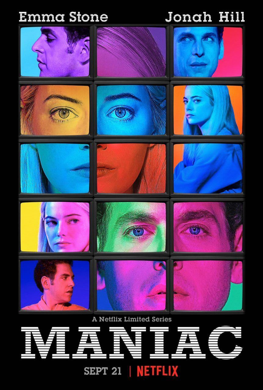 Maniac 2018 Netflix Tráiler Oficial Jonah Hill
