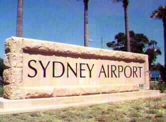sydney airport sign - Google Search