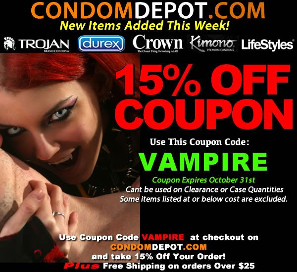 Save 15% for #Halloween2016
