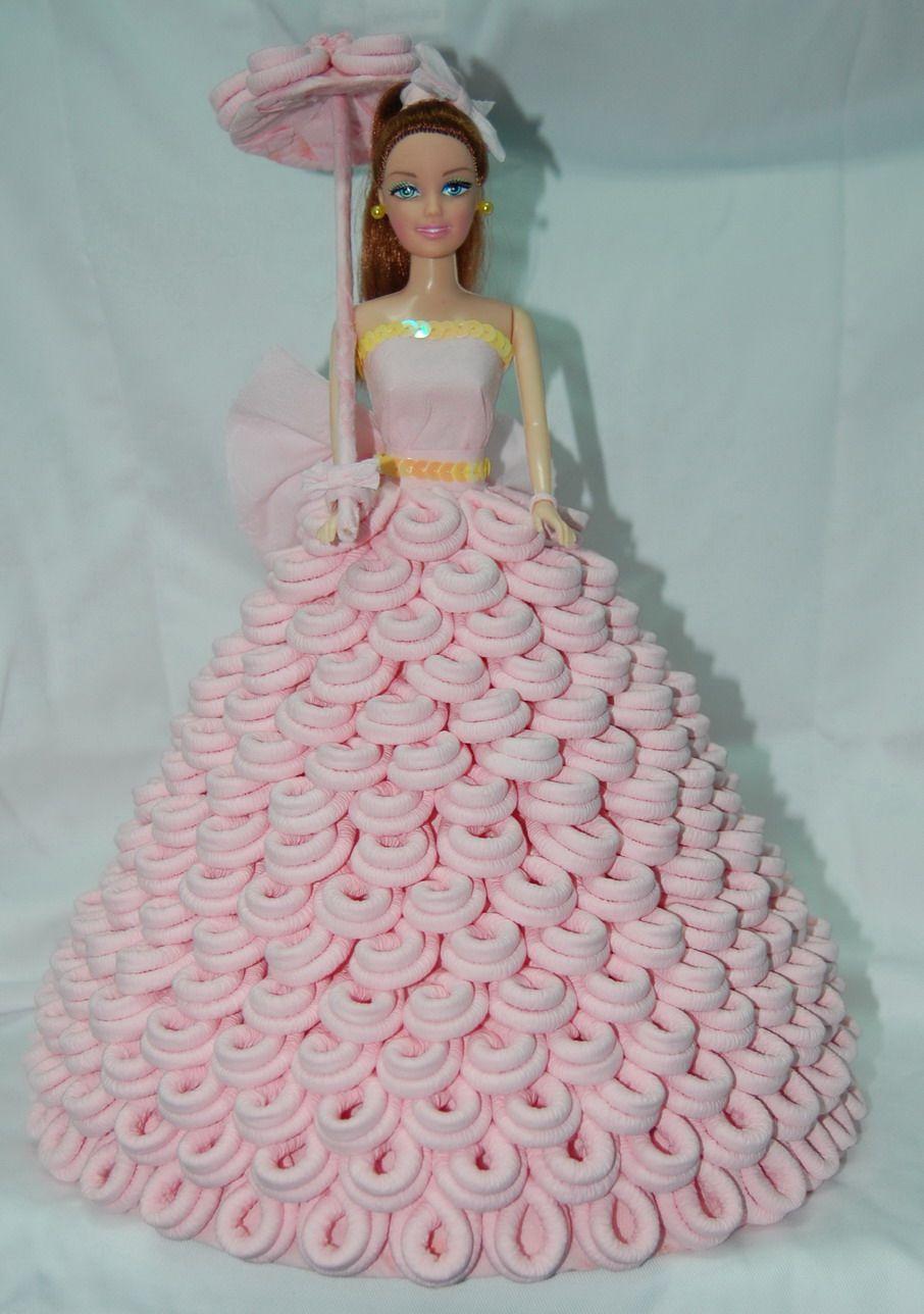 Pin de priyaillanko en craft | Pinterest | Rosas, Muñecas y Vestidos ...