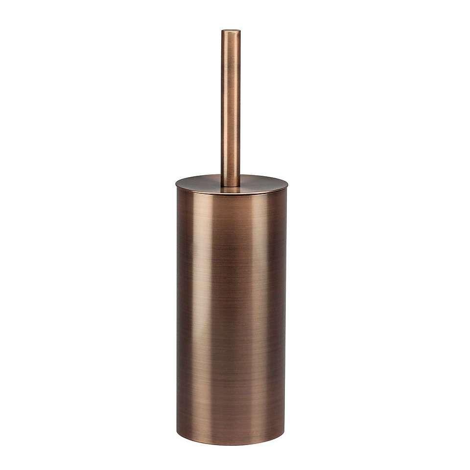 Copper Toilet Brush Dunelm Dunelm Copper