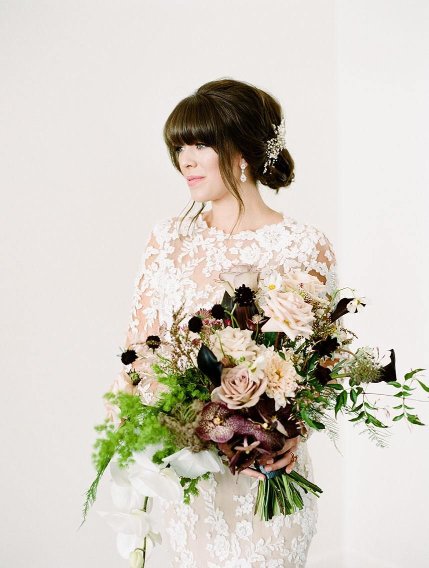 Modern Chinoiserie Gilded Wedding Inspo Princess Bridal Wedding