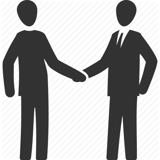Handshake Partnership Interview Business Deal Icon Download On Iconfinder Business Etiquette Business Deals Employment News