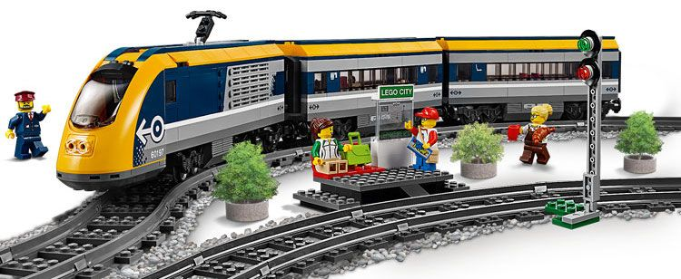 New Photos Of The 2018 Lego City Trains Sets 60197 And 60198 Lego City Train Lego City Sets Lego City Cargo Train