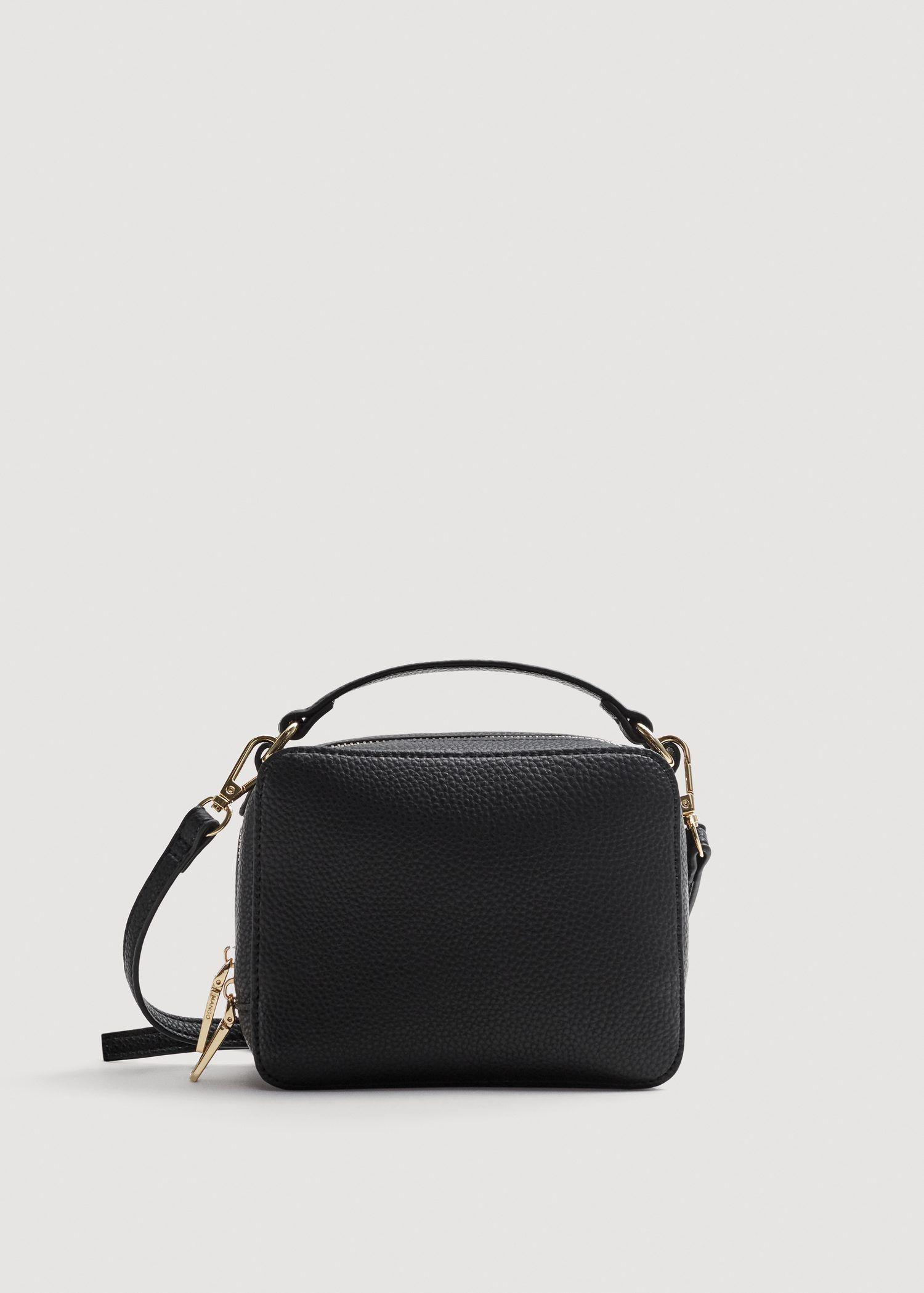39a04fa6d26c0 Mini çapraz çanta - Çanta - Kadın noong 2019 | şeyler | Mango, Kadın ...