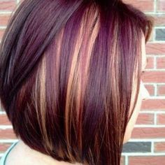 35 Burgundy Hair Ideas For Blonde Red And Brunette Hair Hair