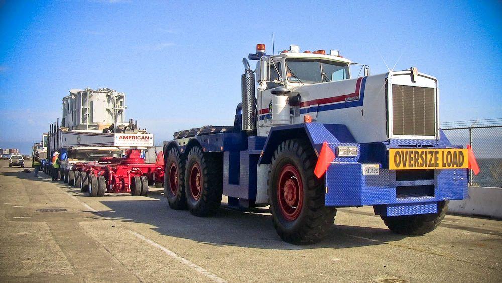 oversize load big big trucks trucks semi trucks big trucks rh pinterest com