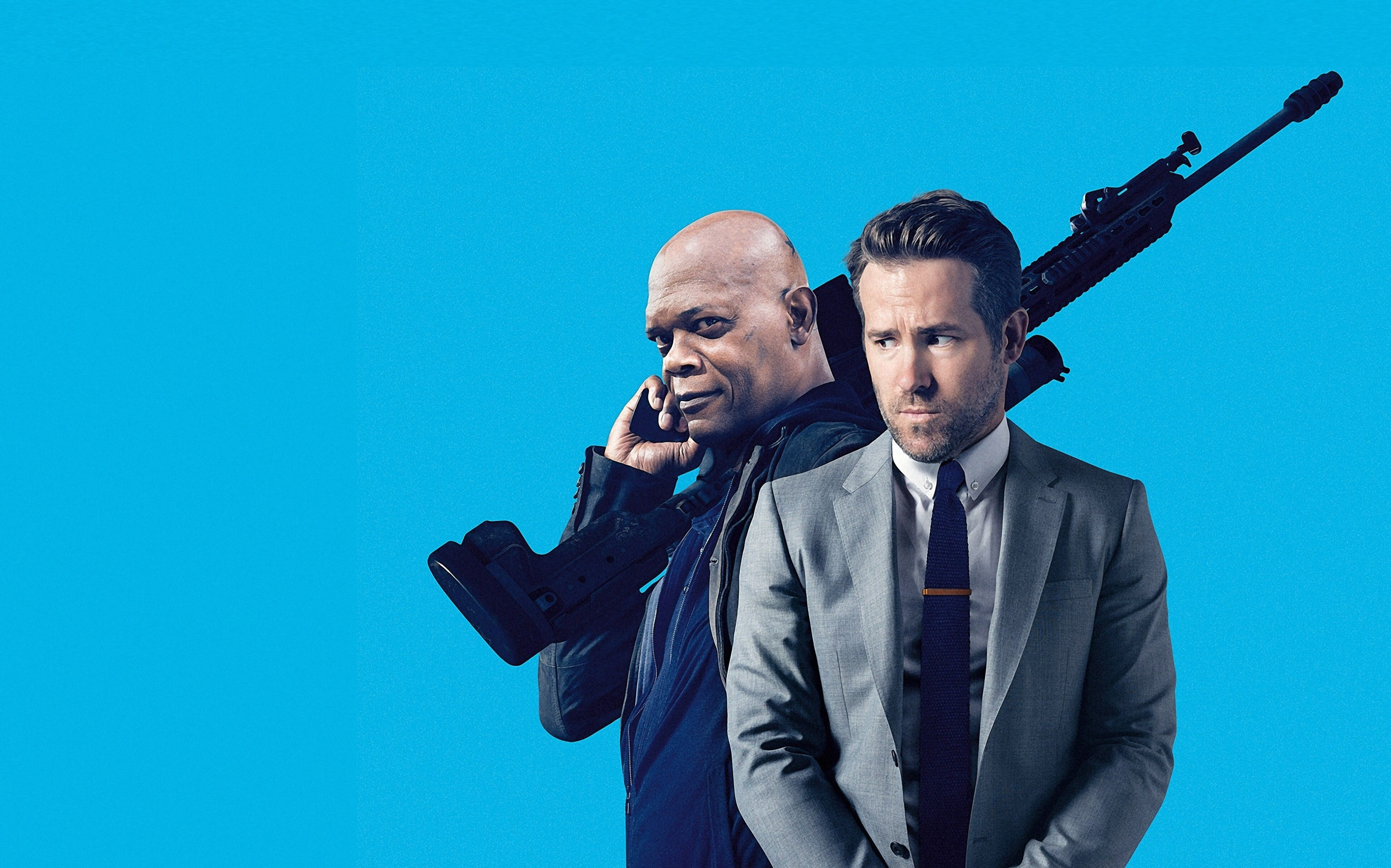 3840x2396 The Hitmans Bodyguard 4k Hd Wallpapers With High