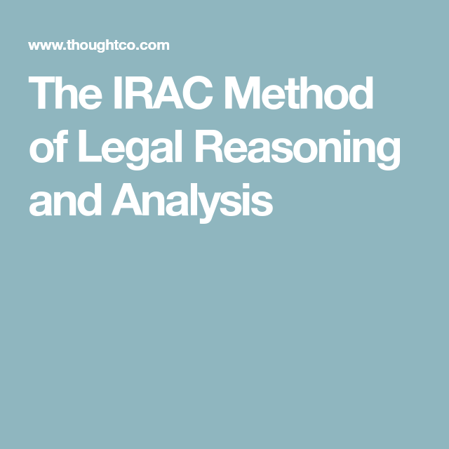 irac method