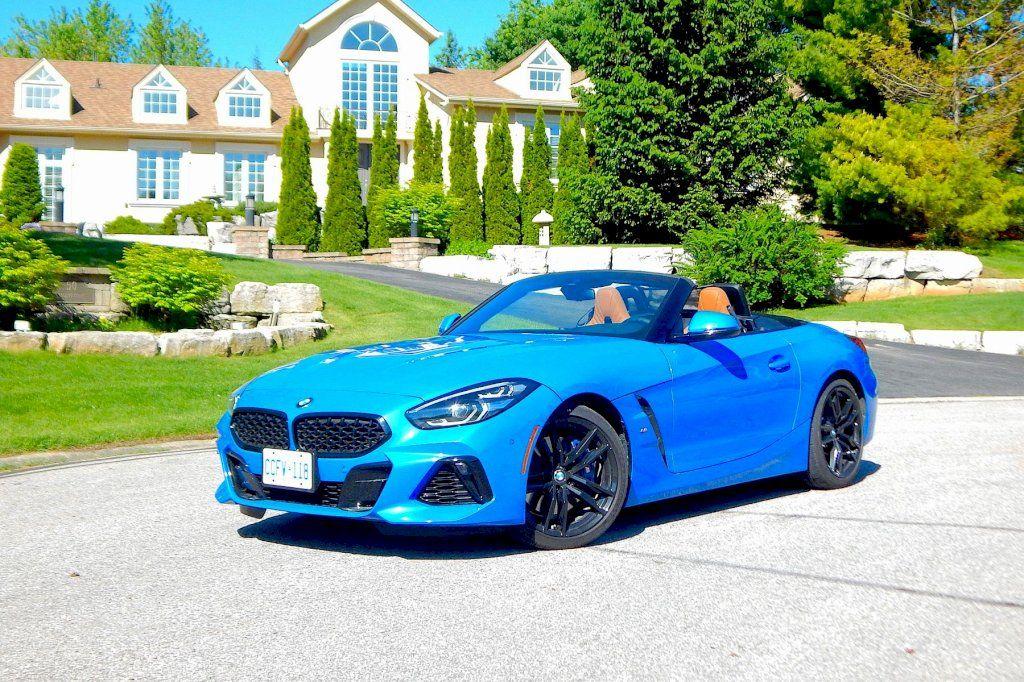 Car Review 2020 Bmw Z4 M40i Bmw Z4 Bmw Car