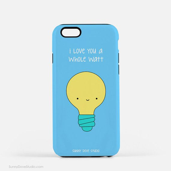 reputable site 9ea4b 83695 iPhone Case Cute Phone Cases Gift For Girlfriend Funny Love Pun Cute ...