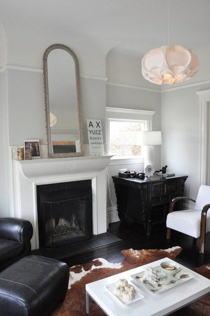 Behr Silver Moon Paint: Living Room?