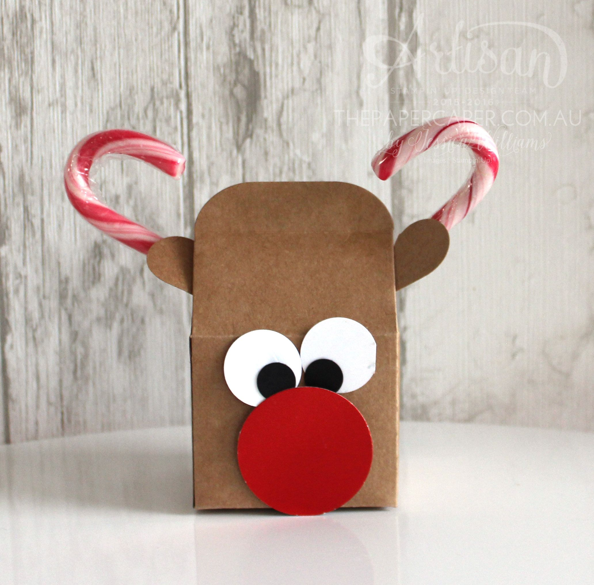 Rudolph Christmas Class Gifts | DIY Christmas, Gift and Gift crafts