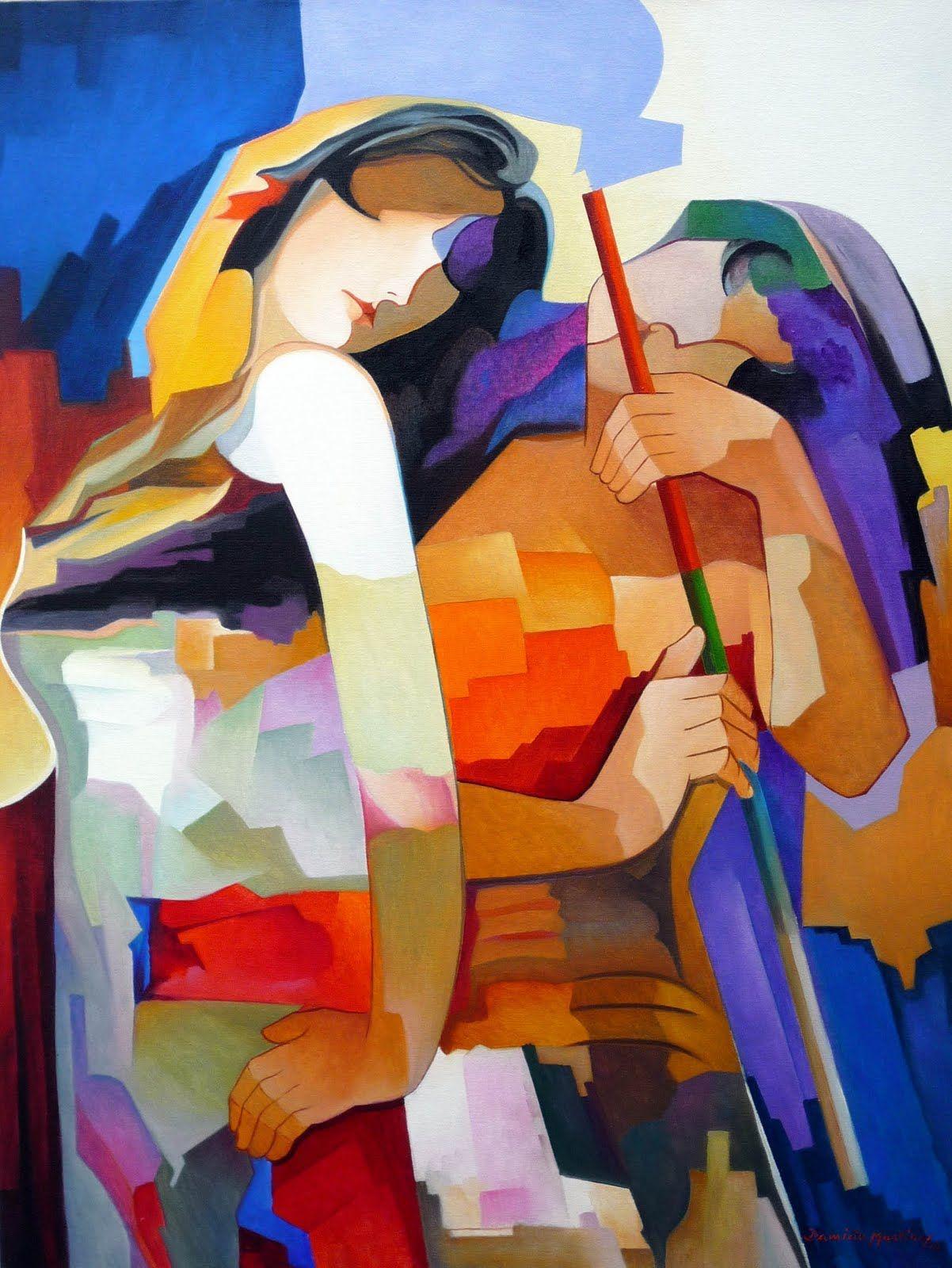 Damião Martins   painting   Pinterest   Artisti, Arte astratta and Arte