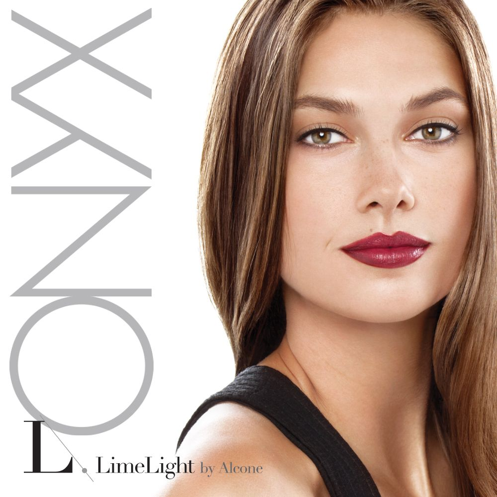 Love this look created with ONYX holiday collection.
