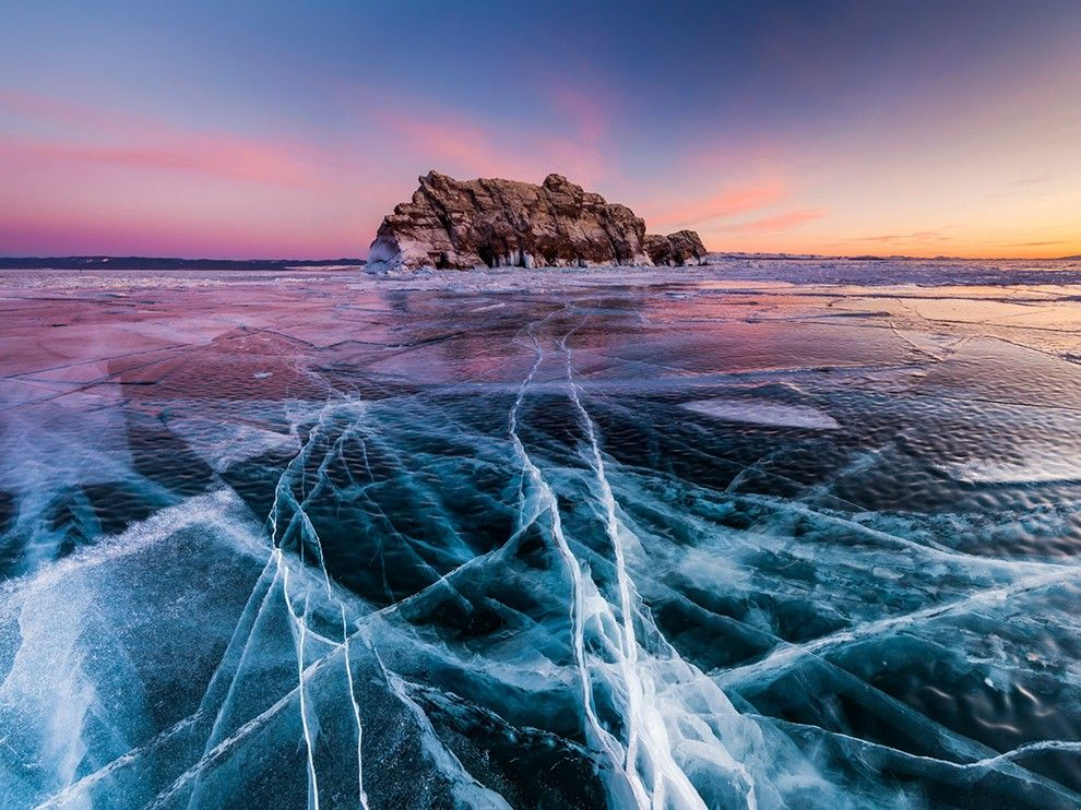 Photo Of The Day Lake Baikal Russia Landscape National Geographic Photos