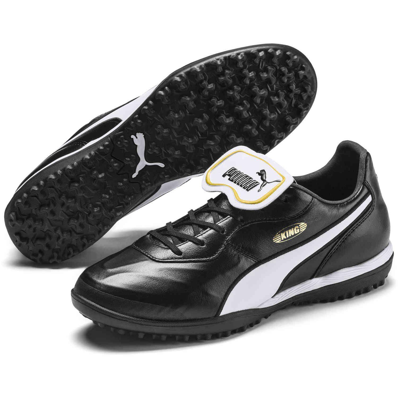 Soccer shoes, Puma, Black puma